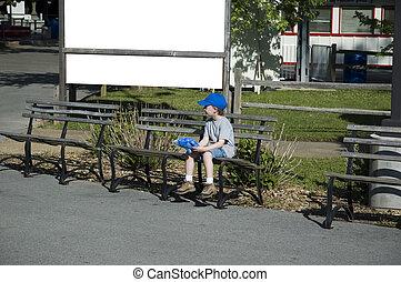 Child sitting