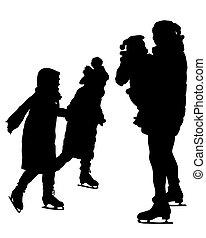 Child skate