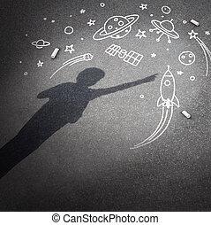 Child Space Dream