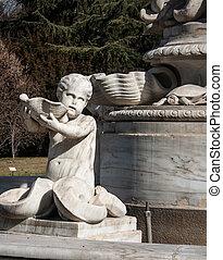 Child Statue