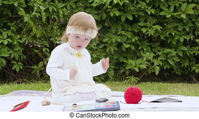 Child with divination