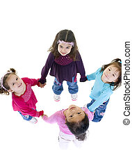Childhood - Growing up and being kids. Fun, exploration, ...