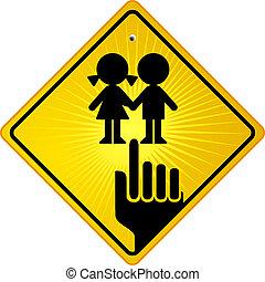 childhood sign