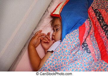 Childhood - Sleeping