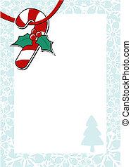 childlike christmas letter