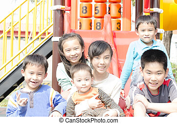 Children amusement park