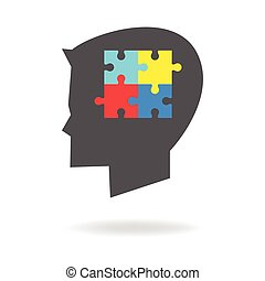 Children Autism Icon