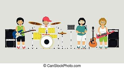 Children Band