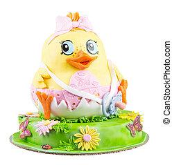 Children cake Chicken