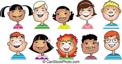 Children cartoon