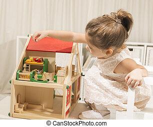 Children creativity concept