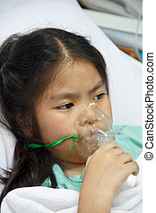 children., enfermo