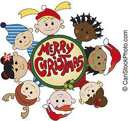 children of christmas