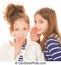 children whispering secrets shocking secrets scandal and...