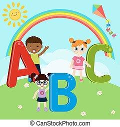 Children with ABC