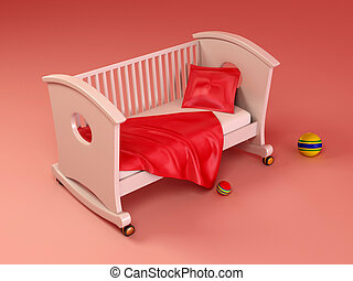 Children\'s bed