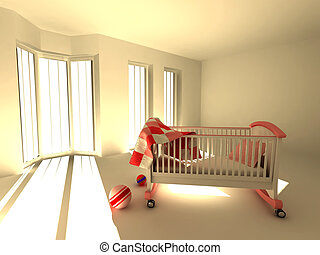 Children\'s bedroom
