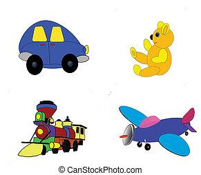childrens, brinquedos