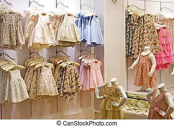 Children\'s Clothing Shop