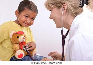 childrens, doutor