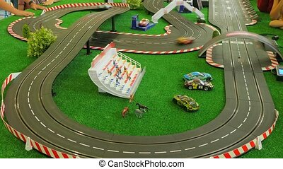 Children's highway formula trophy