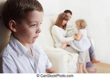 Children's jealousy