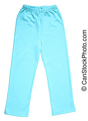 Children's pajamas pants