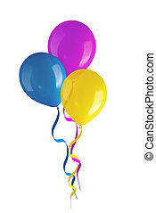 party colorful balloons - Children's party colorful balloons