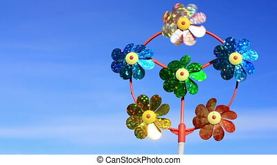 Children's pinwheel