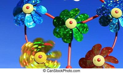 Children's pinwheel