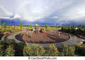 Children\'s Playground 2 - Children\'s Playground at Public...