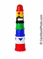 children's pyramid shape