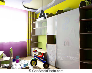 Children\'s room