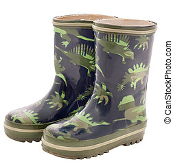 Children\'s rubber boots