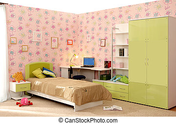 children\'s, salle