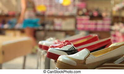 Children's Shoe Store