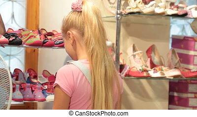 Children's Shoe Store