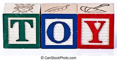 Childrens Toy blocks