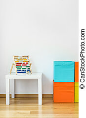 Children's toys - Photo of colorful children's toys in room