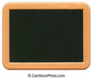 Childs Mini Chalkboard (path included) - Childs mini plastic...