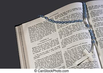 childs, rosario, biblia