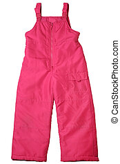 Child's winter trousers