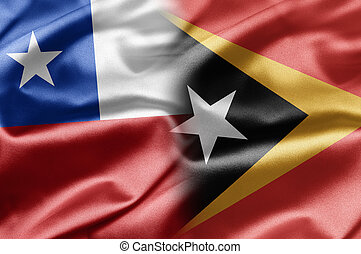 Chile and East Timor