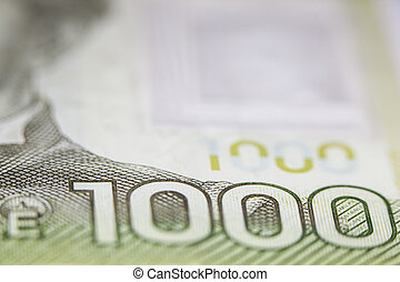 Chile denomination