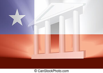 Chile flag government - Flag of Chile, national symbol...