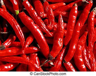 chile, textura