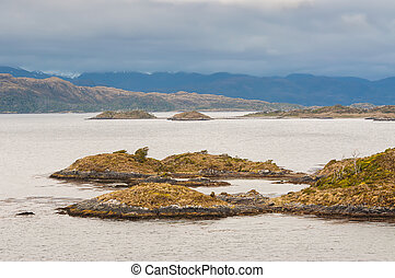 Chilean Fjords - Beagle Channel