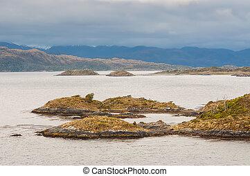 Chilean Fjords - Beagle Channel