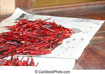 chili - gewuerz