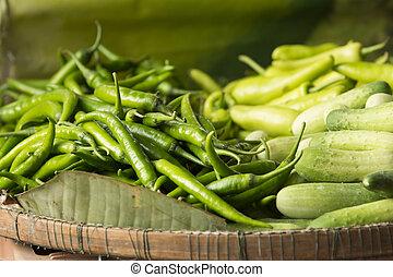 Chili, Green